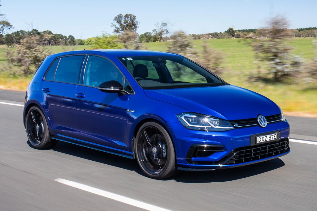 Volkswagen Golf R Special Edition 2018 Review