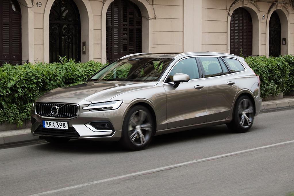 On In Australia From The Fourth Quarter Priced About 60 000 V60 Is Based Volvo S Spa Architecture Fifth Such New Model To