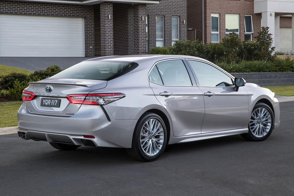 Top five Toyota Camry truths - www carsales com au