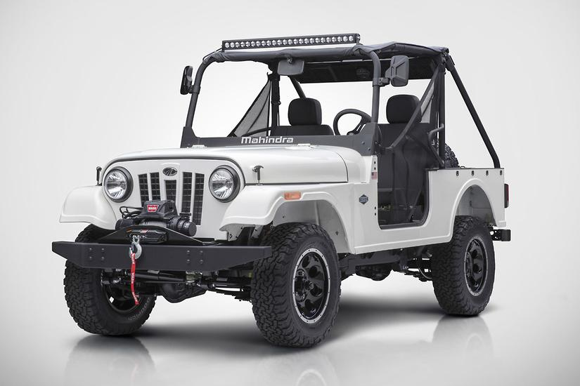 Mahindra Promises Five New Models By 2020 Www Carsales Com Au