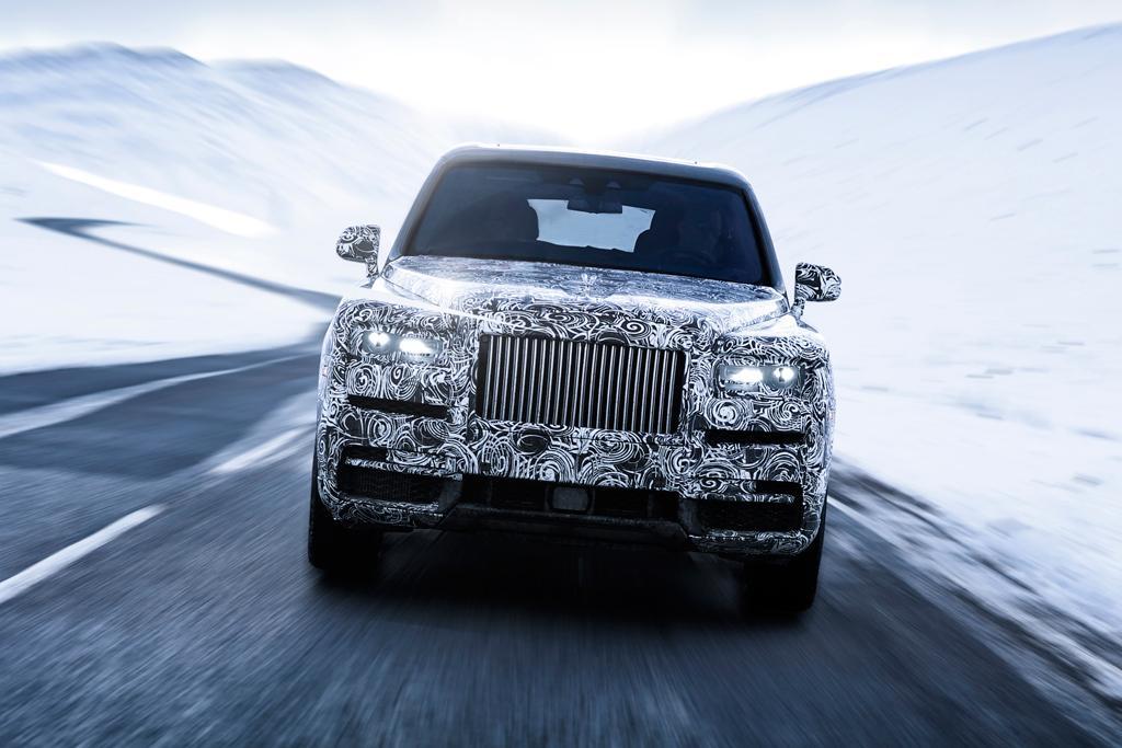 Rolls Royce Names Its Suv Www Carsales Com Au