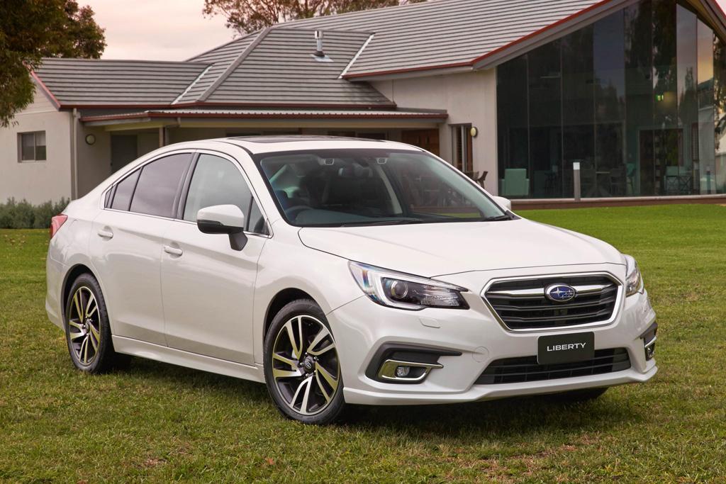 Subaru Liberty 2018 Review Www Carsales Com Au