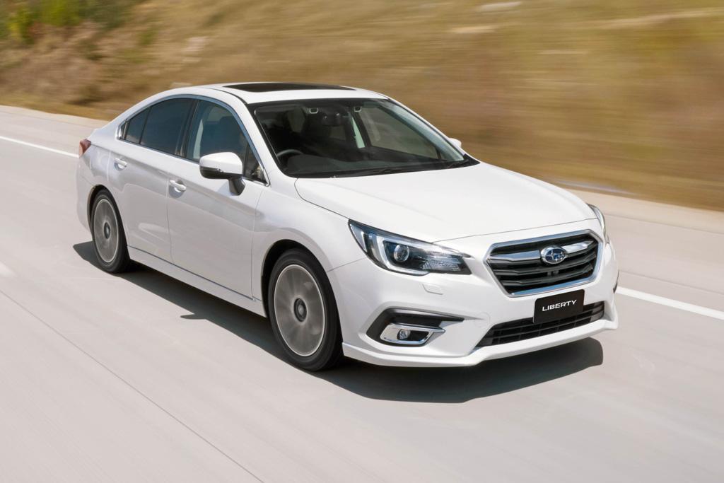 Subaru Liberty 2018 Review - www carsales com au