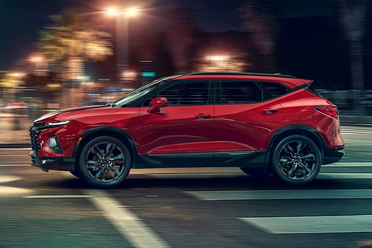New Chevrolet Blazer Could Become A Holden Carsales Com Au