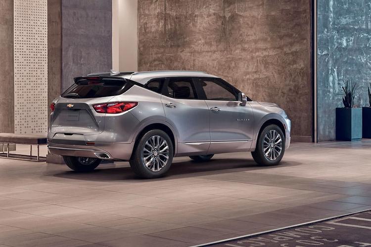 New Blazer SUV Inspires 2020 Chevy Trax >> Next Gen 2020 Holden Trax Teased Www Carsales Com Au