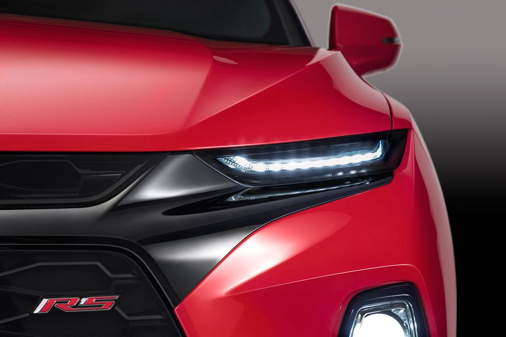 New Chevrolet Blazer Could Become A Holden Carsales