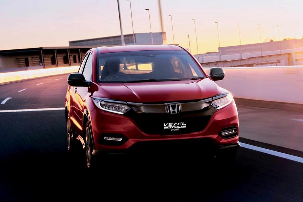 Fresh Honda Hr V Coming Wwwcarsalescomau