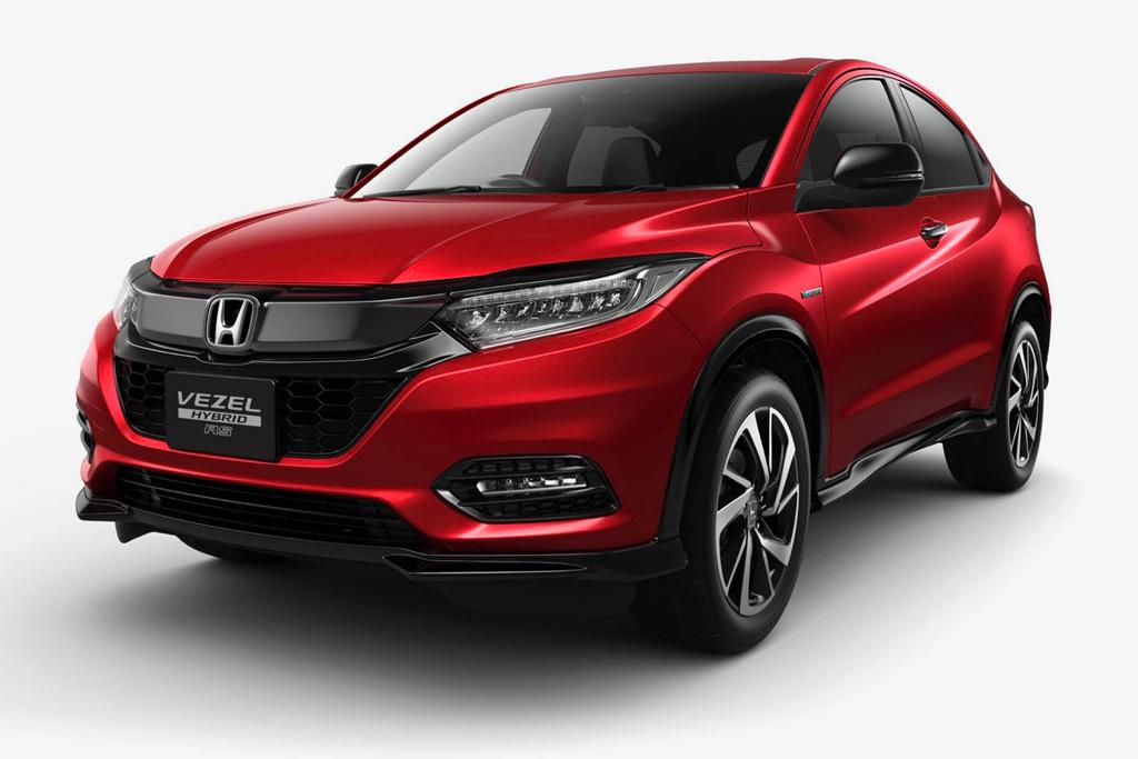 Fresh Honda Hr V Coming