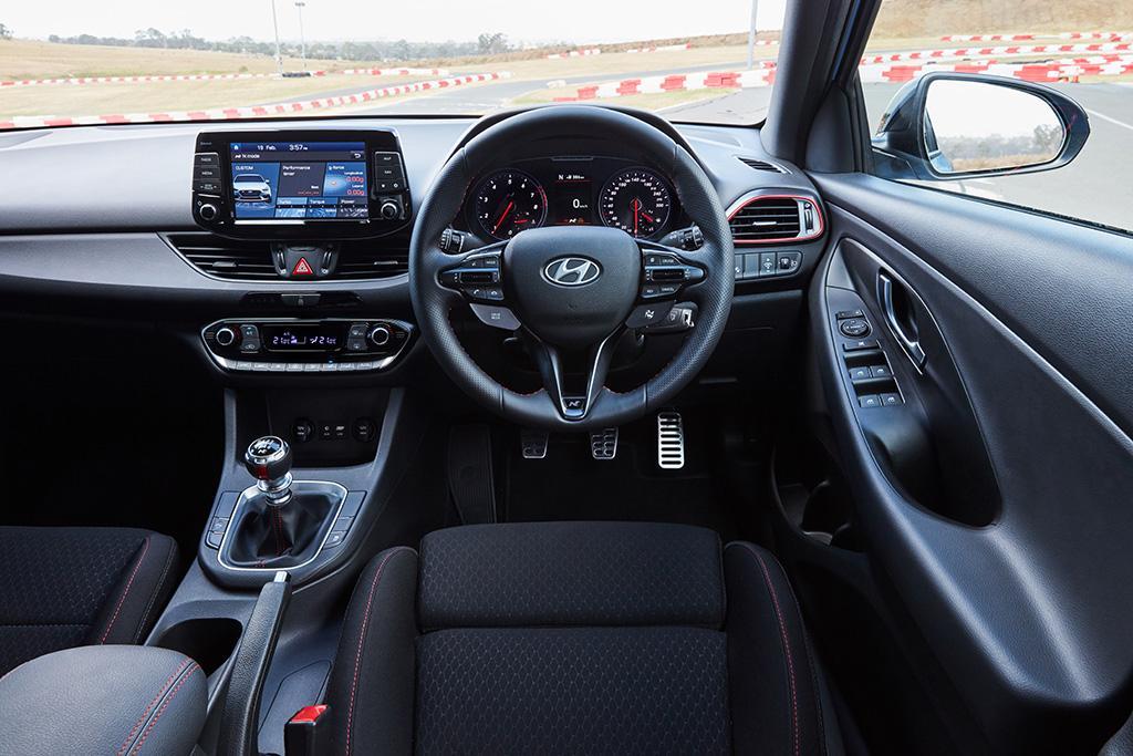 Small Price Premium For Hyundai I30 Fastback N Wwwcarsalescomau