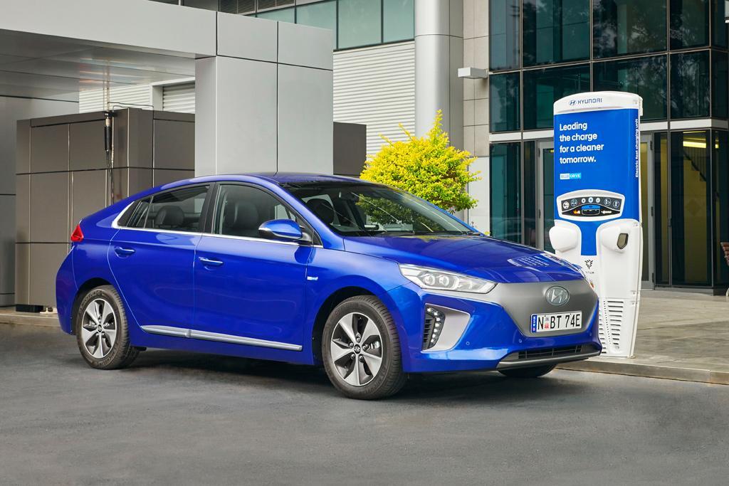 Hyundai Ioniq And Kona Ev Threat