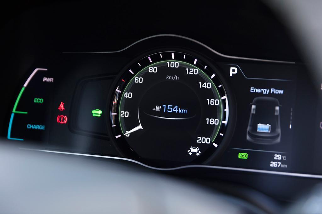 Hyundai IONIQ and Kona EV threat - www carsales com au