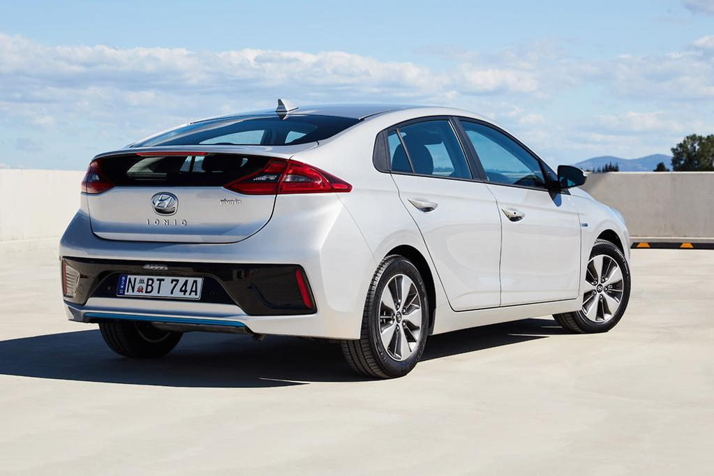 The New Hyundai Ioniq Marks Opening Of An Exciting Chapter For Our Company Said Korean Brand S Australian Boss Jw Lee