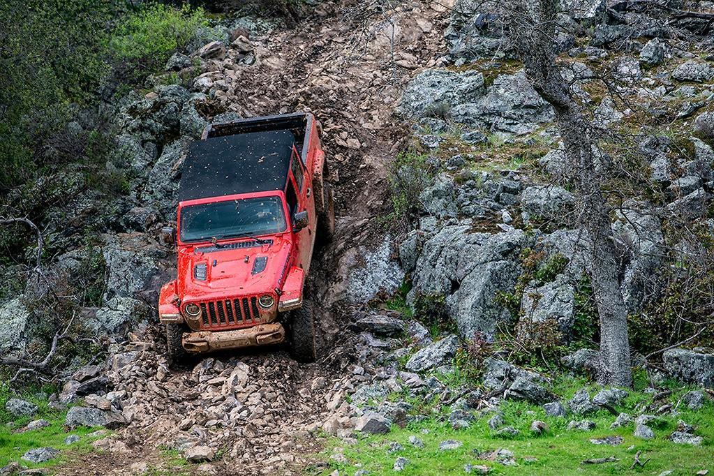 Jeep Gladiator 2020 Review - www carsales com au