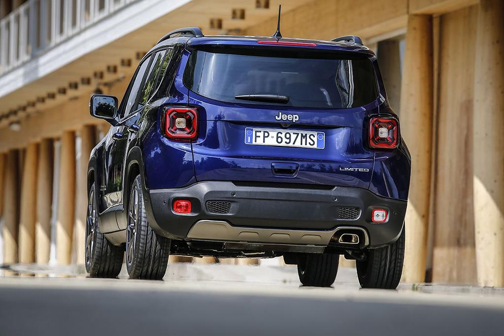 2018 Jeep Renegade: Changes, Design, Features, Price >> 2019 Jeep Renegade Revealed Www Carsales Com Au