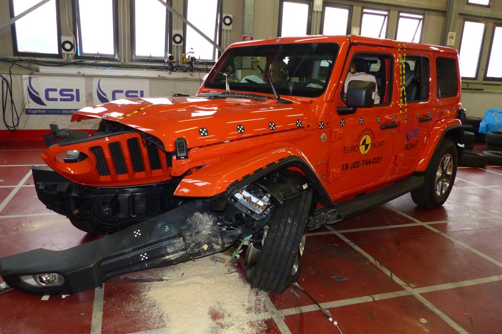 Are Jeeps Safe >> New Jeep Wrangler Slapped With One Star Safety Rating Www