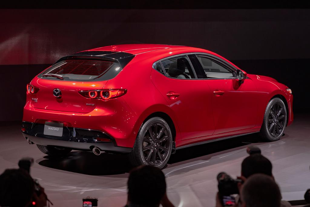 Four things you should know about the 2019 Mazda3 - www