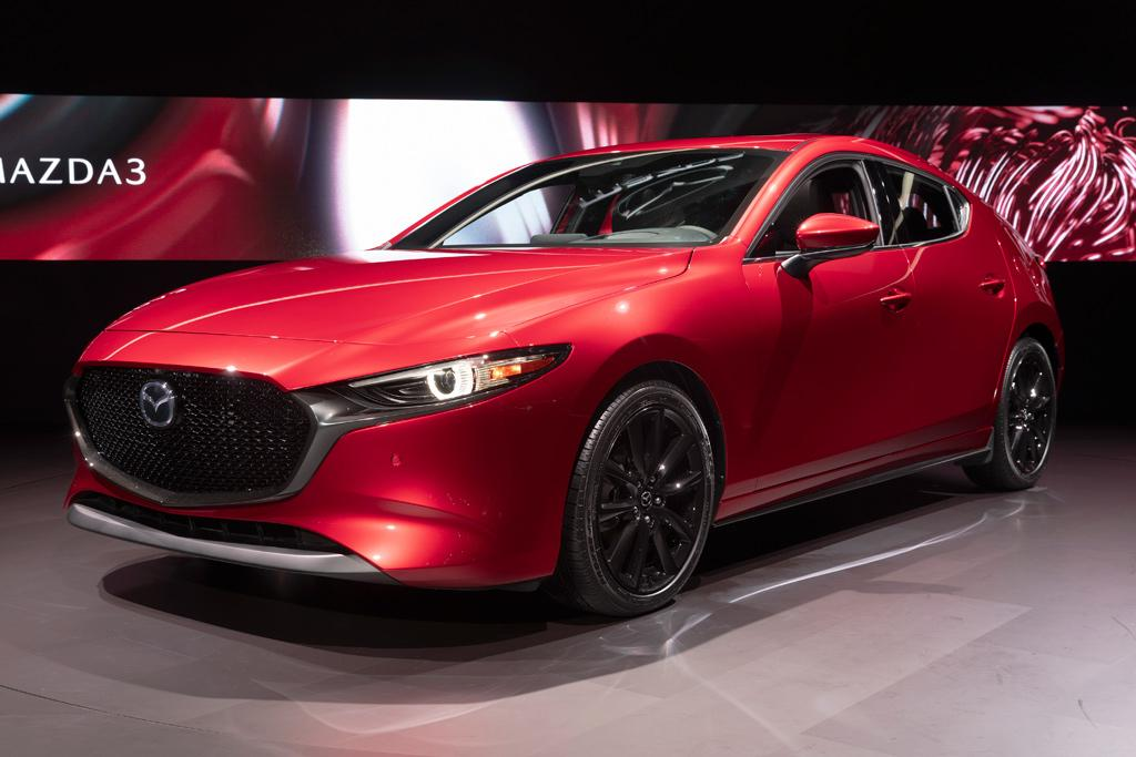 four things you should know about the 2019 mazda3. Black Bedroom Furniture Sets. Home Design Ideas