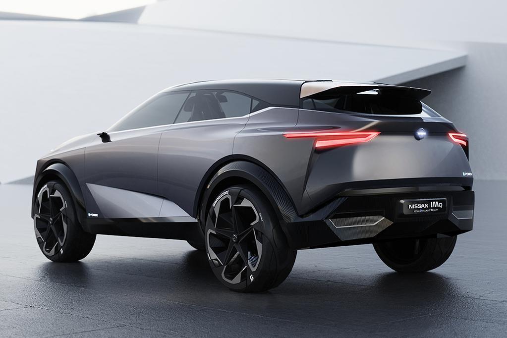 GENEVA MOTOR SHOW: Nissan launches IMQ hybrid electric