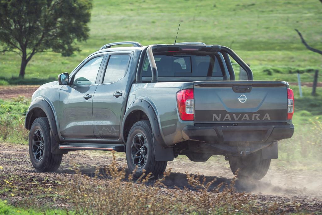 Nissan Navara N Trek Warrior Revealed Www Carsales Com Au