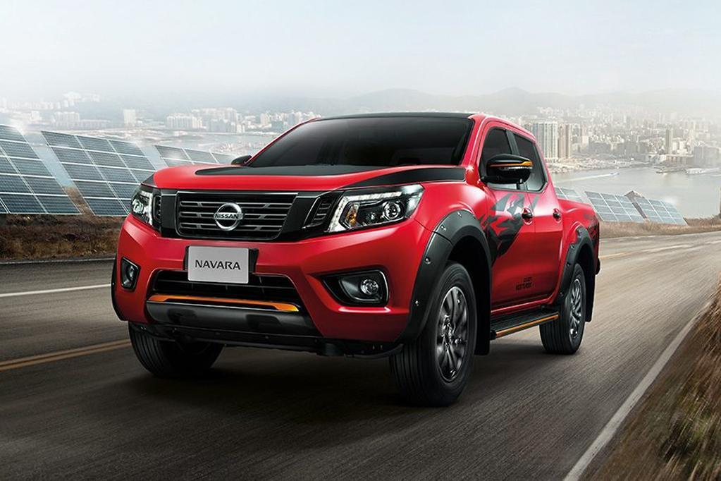 New Nissan Navara N-TREK heads upgraded ute range - www