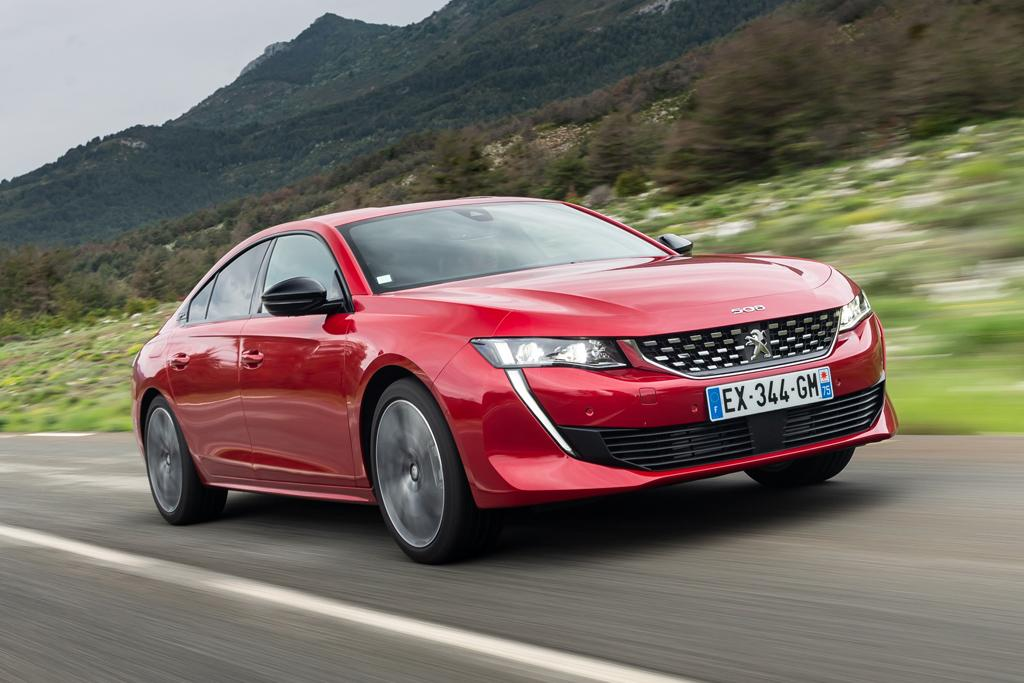 Performance Meets Hybrid Efficiency In Peugeot 508 Sport Engineered