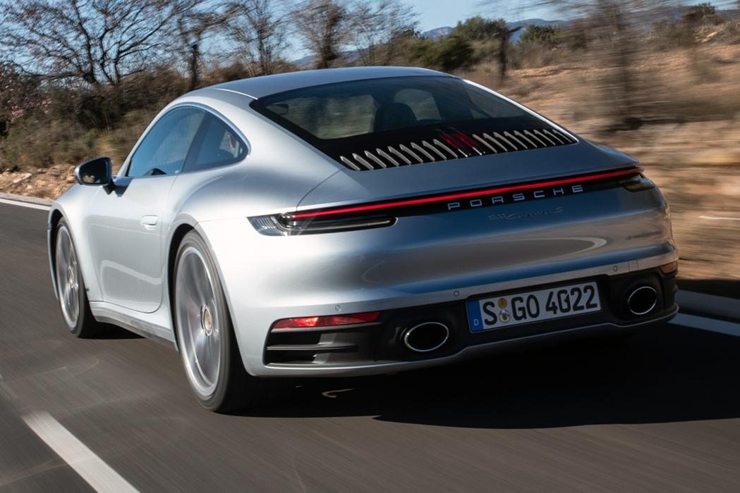 Porsche 911 Carrera S and 4S 2019 Review – International