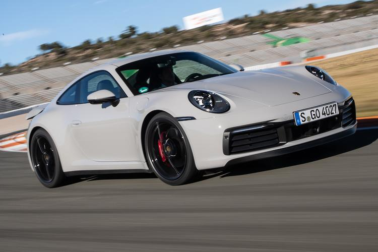 PORSCHE Panamera Turbo Silver the sports car that doubles as