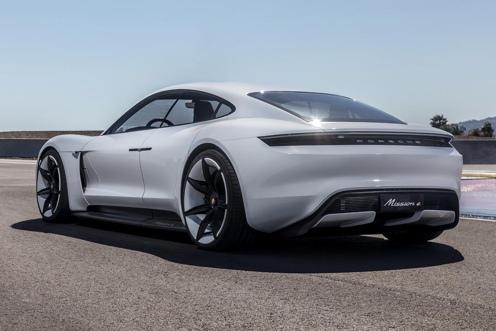 Porsche Names Mission E Www Carsales Com Au