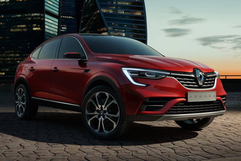 Renault Arkana Coupe Crossover Revealed Www Carsales Com Au