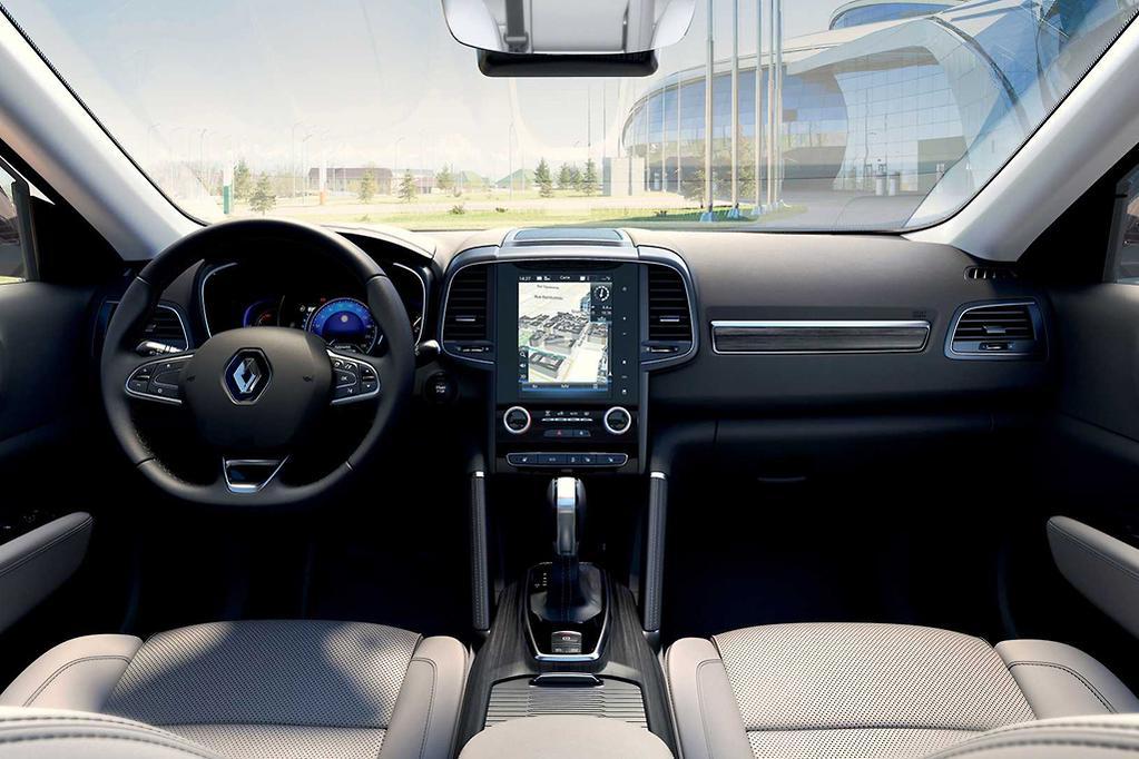 2020 Renault Koleos facelift revealed - www carsales com au