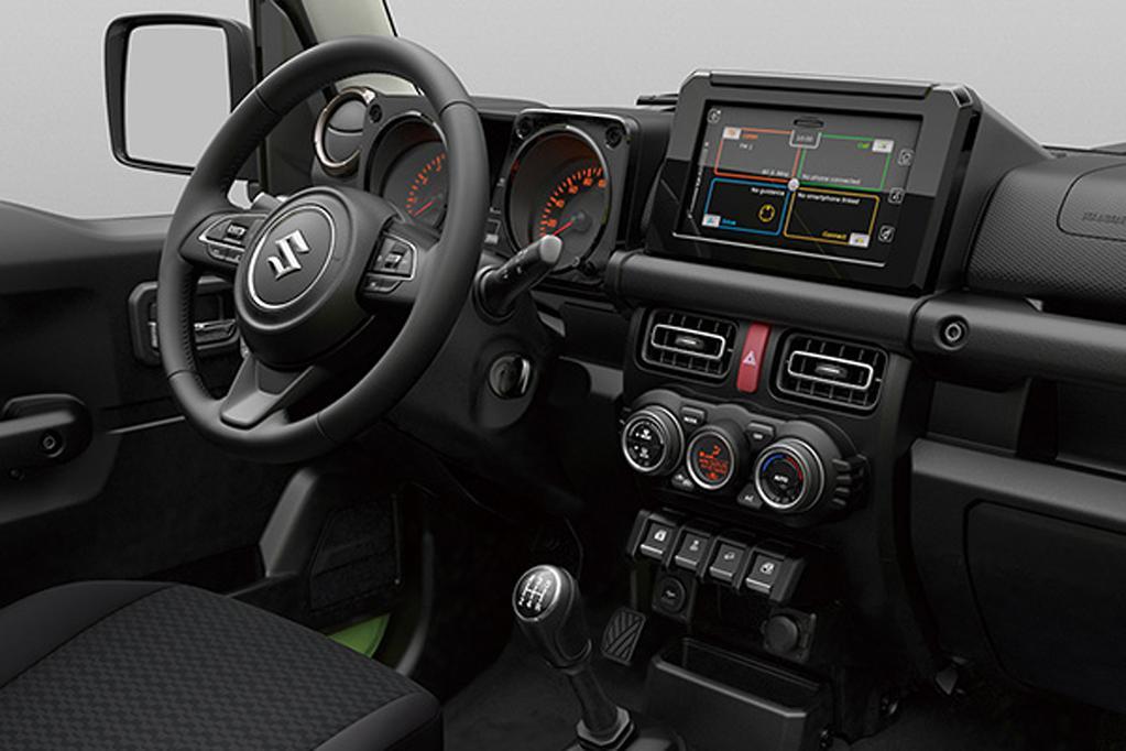 New Suzuki Jimny revealed - www carsales com au