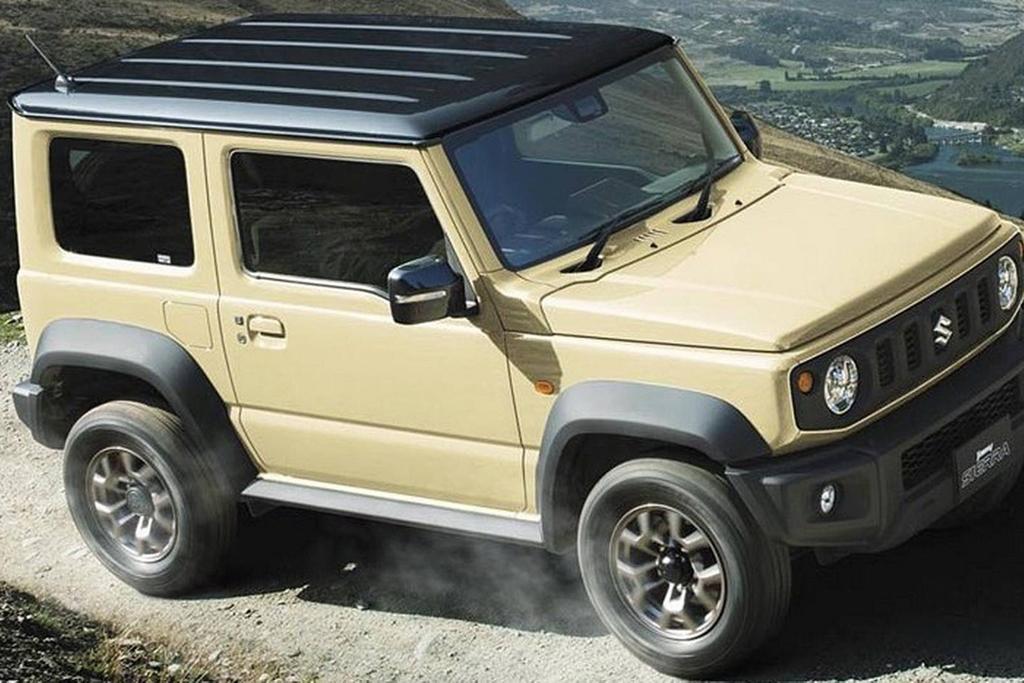 Best Tyres For Suzuki Jimny