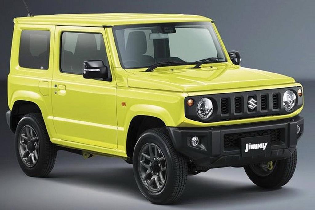 New Suzuki Jimny Revealed Www Carsales Com Au