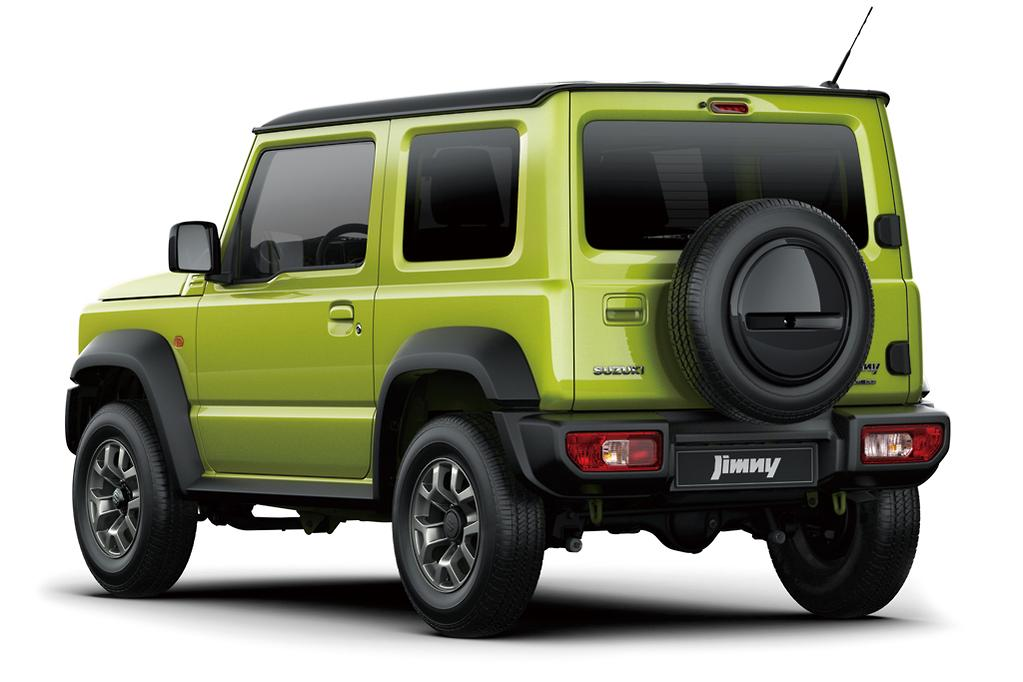 Suzuki Jimny Side Steps