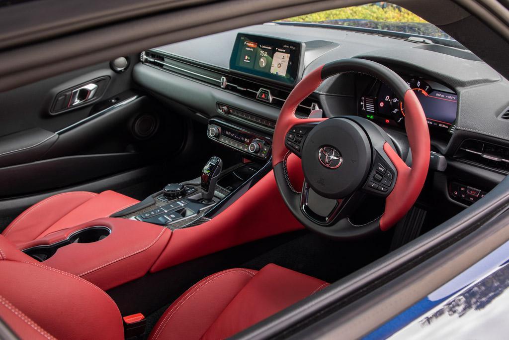 Toyota Supra 2019 Review - www carsales com au