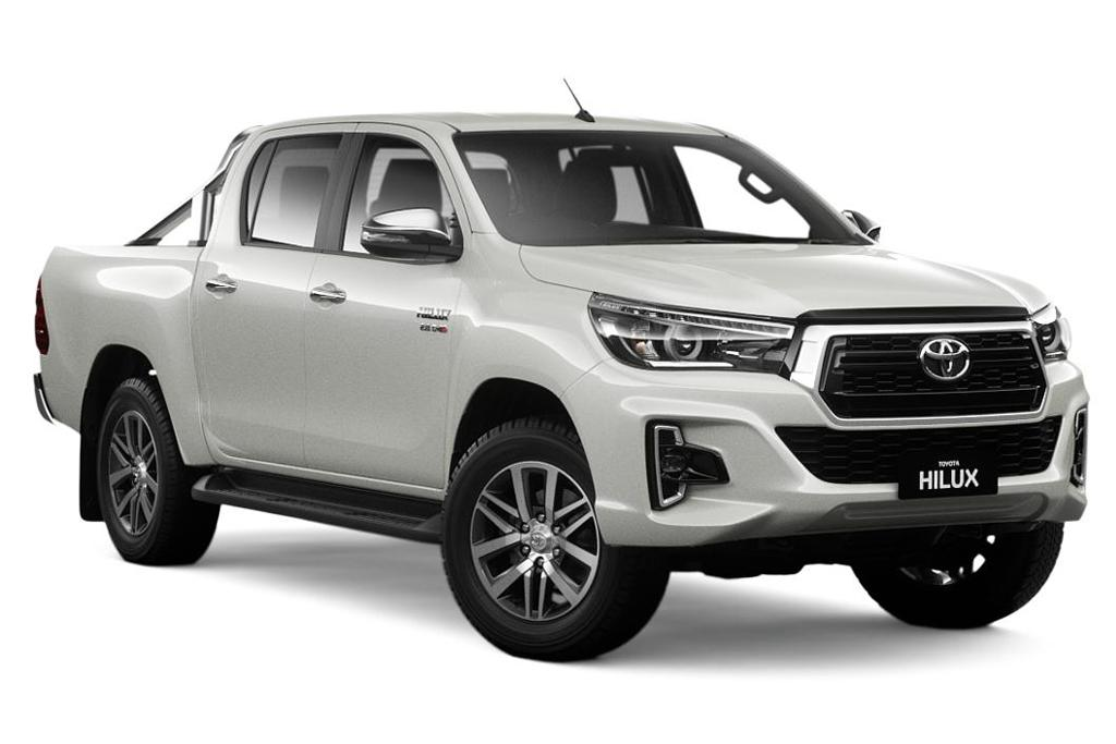 New Look Toyota Hilux Now On Sale Www Carsales Com Au