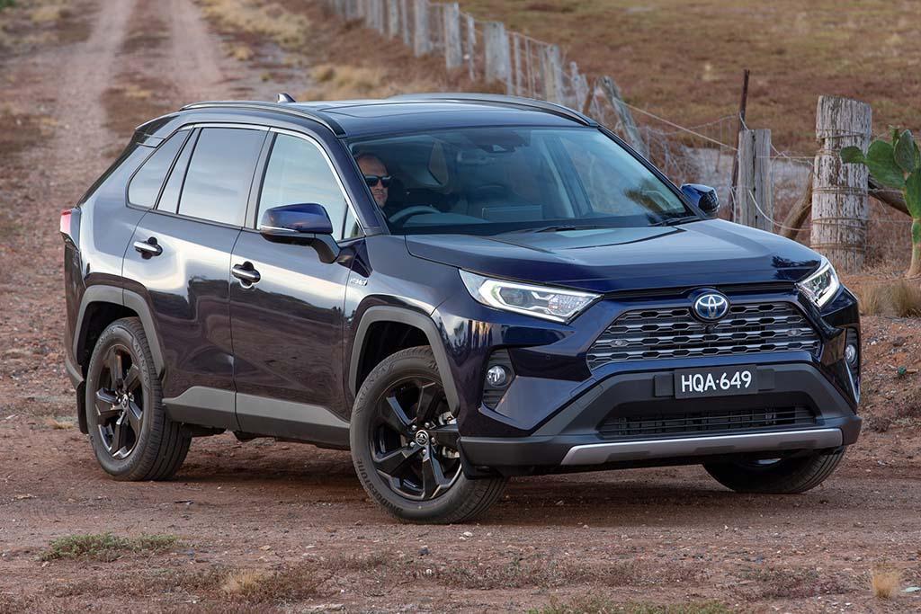 Toyota Rav4 2019 Review Australia Www Carsales Com Au
