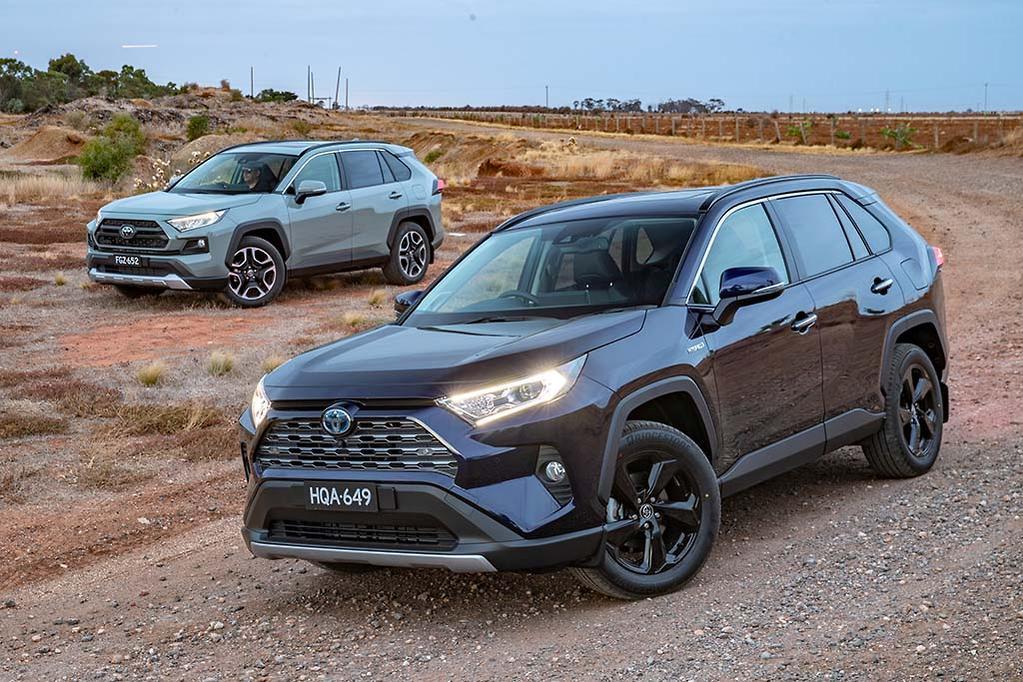 Toyota RAV4 2019 Review - Australia - www carsales com au