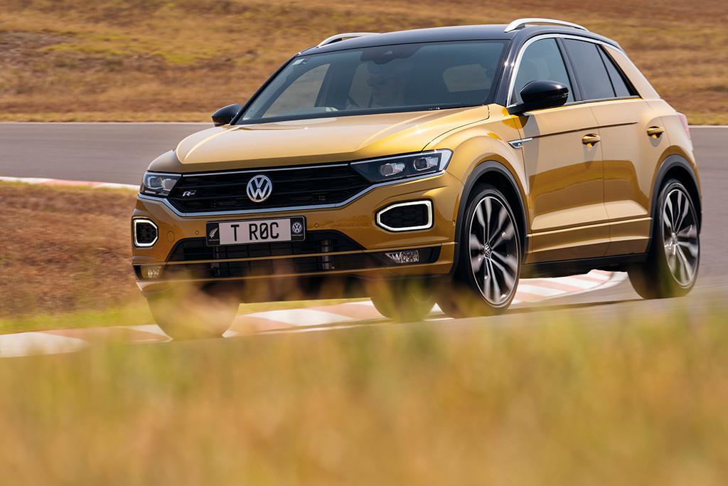 Volkswagen T-Roc 2019 Review – Australia - www carsales com au
