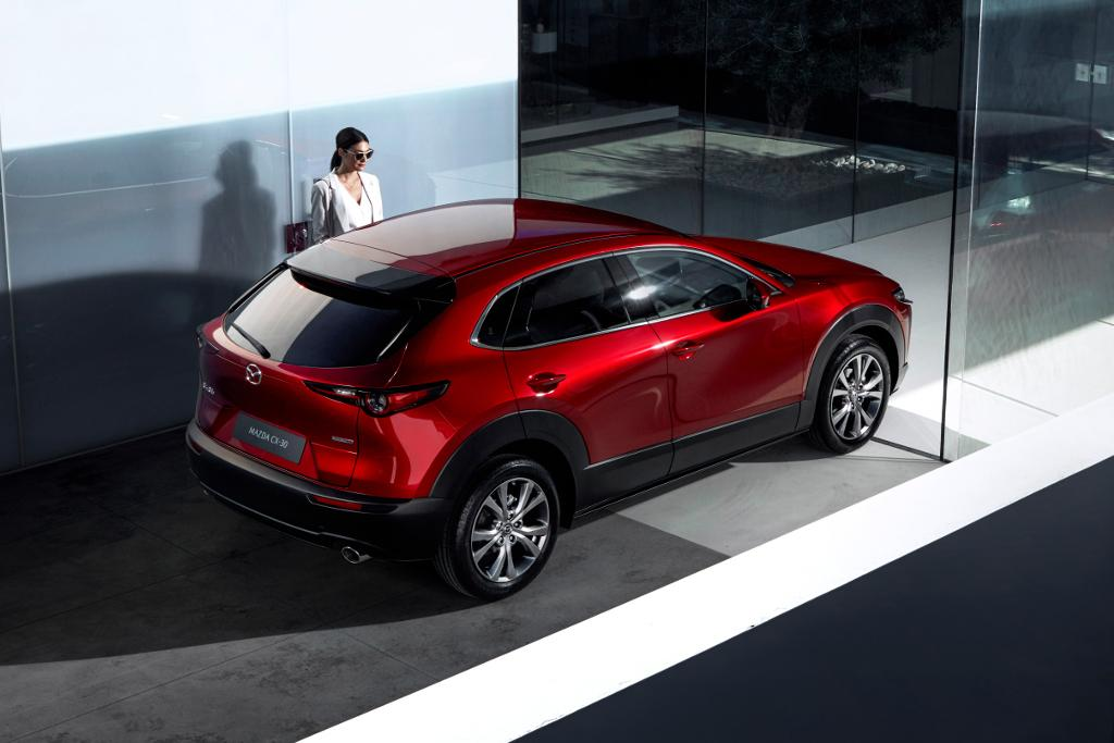 Five reasons to buy the Mazda CX-30 - www carsales com au