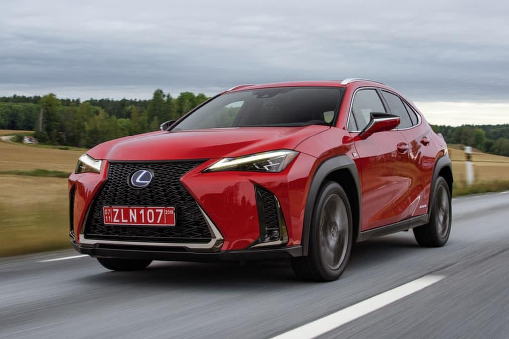 Lexus Ux 300e Trademark Names Points At Electric Suv Www Cars Au