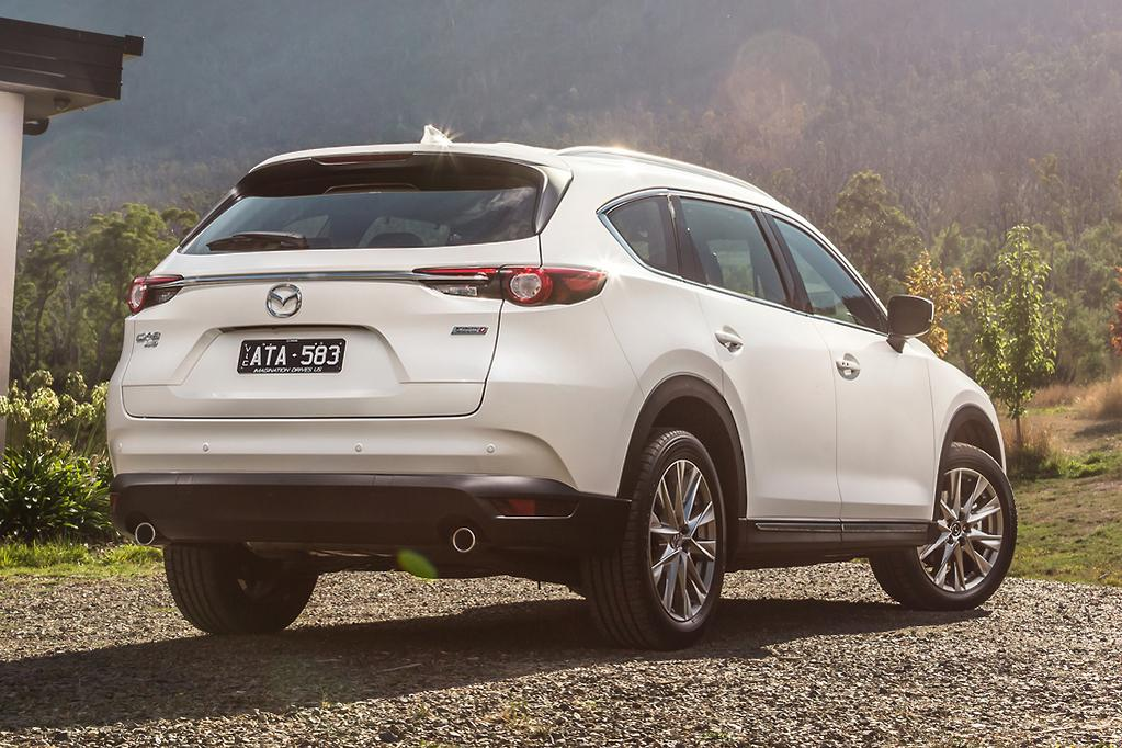 Why the new Mazda CX-8 is a steal - www carsales com au