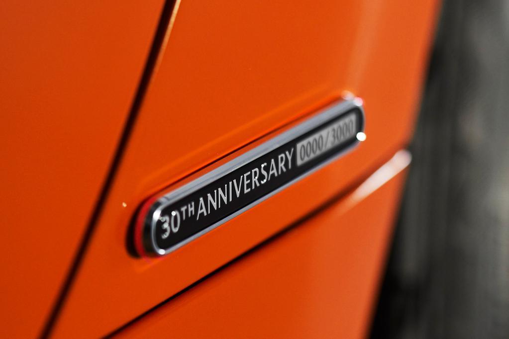 Mx 5 30th anniversary