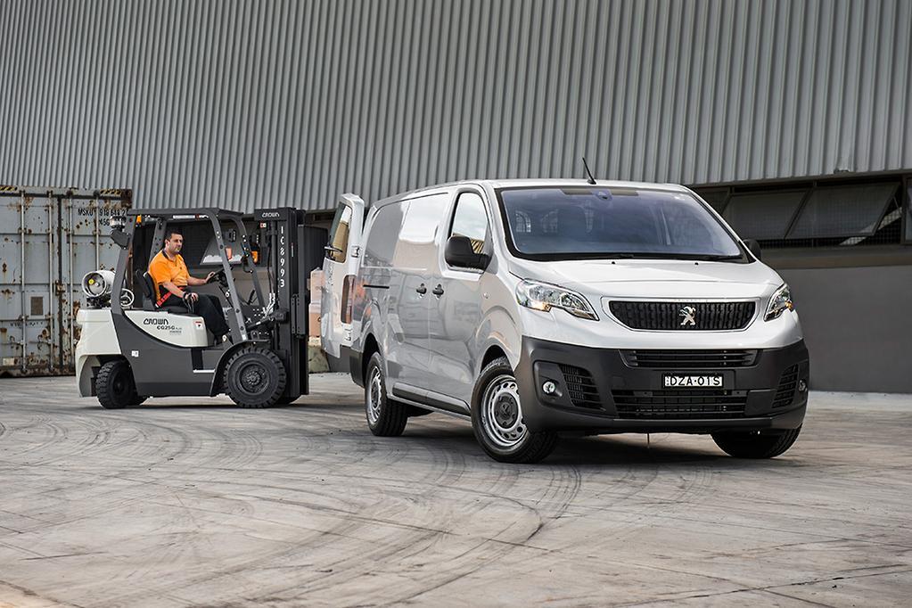 Peugeot Expert 2019 Review -- Australia - www carsales com au