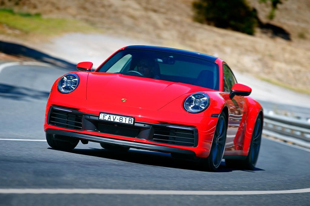 Porsche 911 2019 Review Australia Www Carsales Com Au