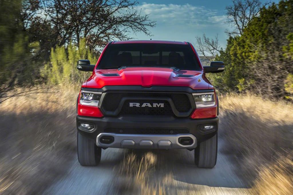 New RAM 1500 may go global - www carsales com au