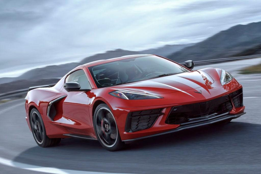 New Chevrolet Corvette Z06 primed for 600kW V8 - www