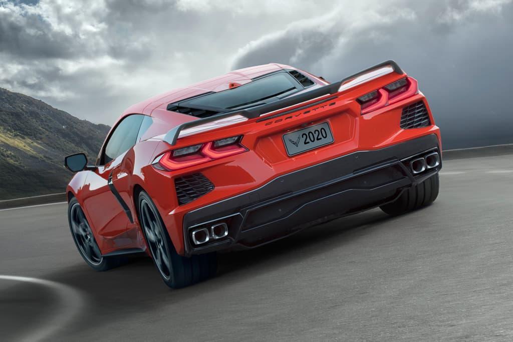 New Chevrolet Corvette Zr1 To Get 671kw Www Carsales Com Au