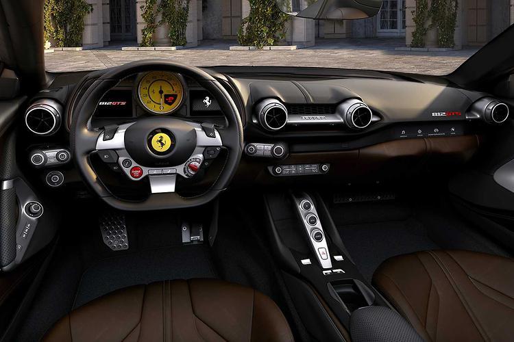 Ferrari 812 Gts Price Ekonomičan Rabljeni Automobil