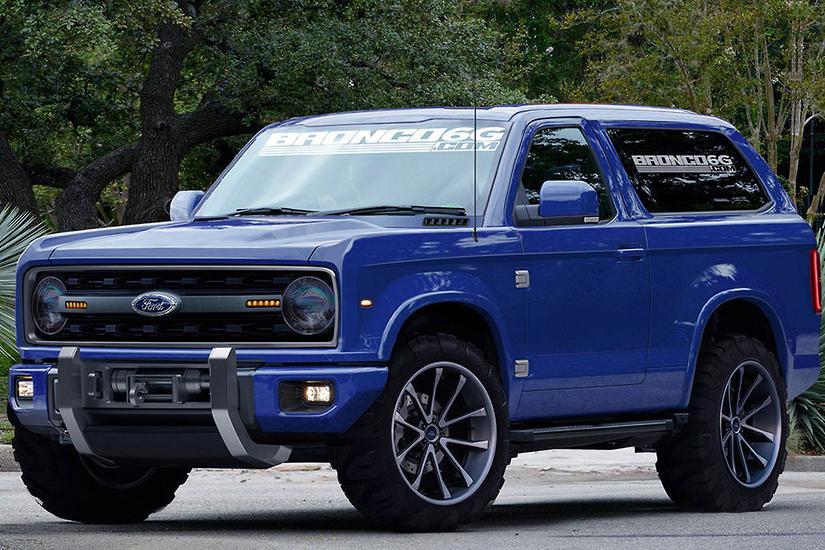 New Ford Bronco >> Ford Bronco No Certainty For Australia Www Carsales Com Au